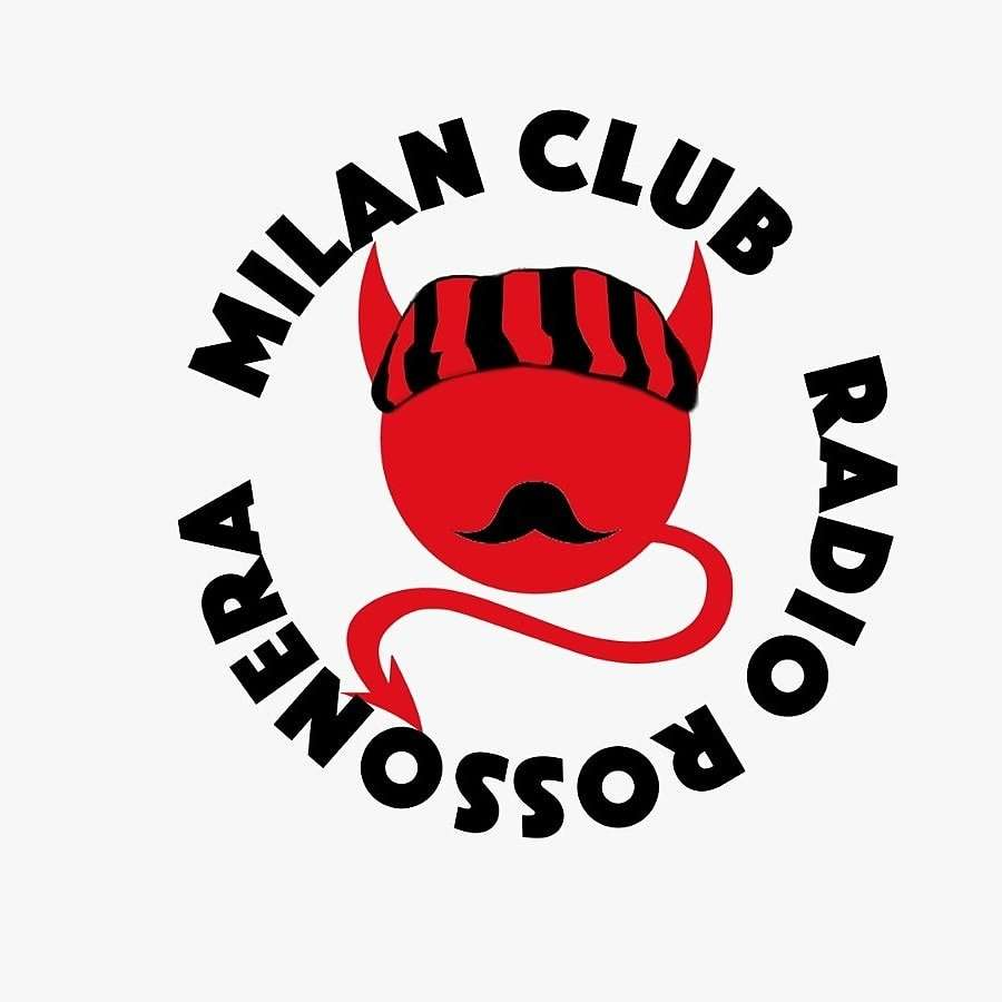 MILAN CLUB RADIO ROSSONERA logo